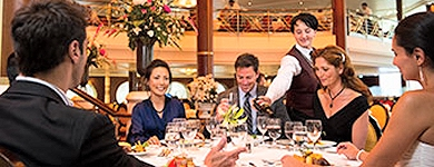 Celebrity Century Smart Casual and Above 390x150px